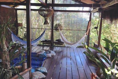 arquitetura premiada numa ilha paradisíaca - Boipeba - Bed & Breakfast