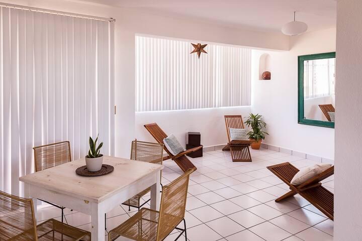 Casa Copán - Nice Apartment close to the Beach