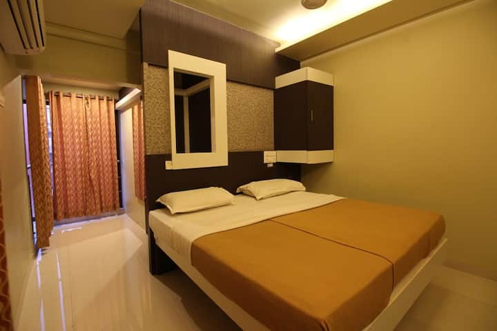 Hotel Sham Suman,Kolhapur Deluxe Room Ac