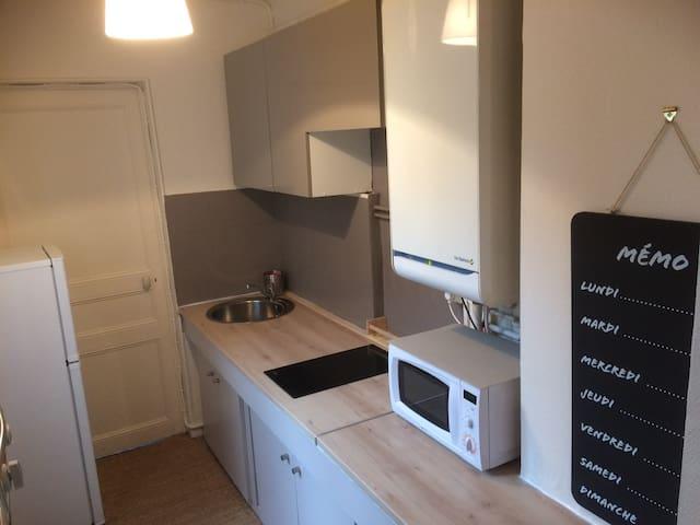 Appartement T3 centre ville de Fontainebleau