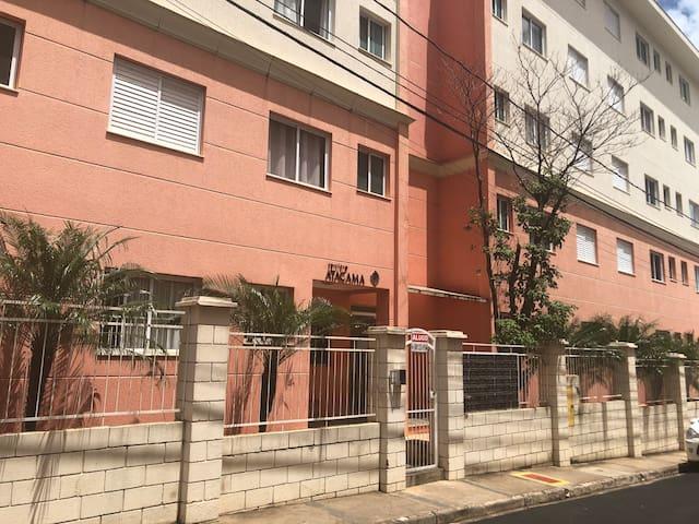 Ap. ao lado Portaria USP CAASO - São Carlos - SP