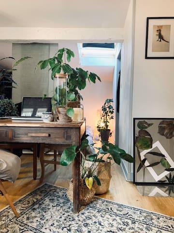 Appartement 20 mètre carré