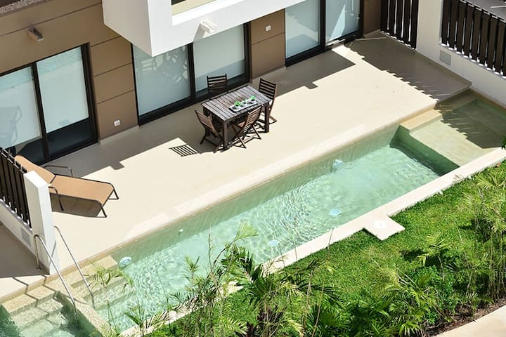 ✩ Private Pool Condo - gated community ✩ LorenaOch