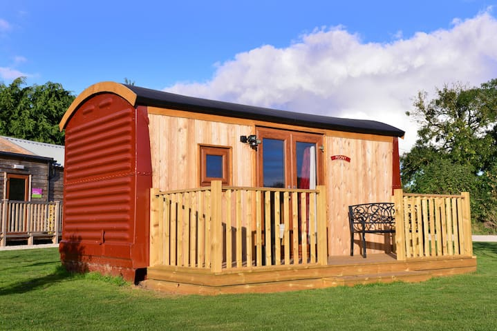 Yorkshire Wolds Glamping