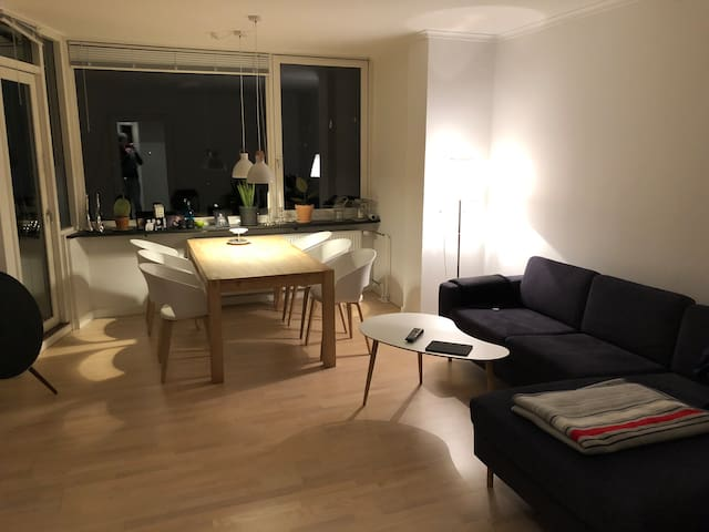 Stylish & calm apartment near CPH and metro