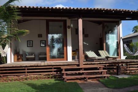 Conforto em Praia Virgem! Casa 2 - Tatuamunha - Talo