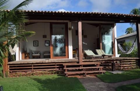 Conforto em Praia Virgem! Casa 2