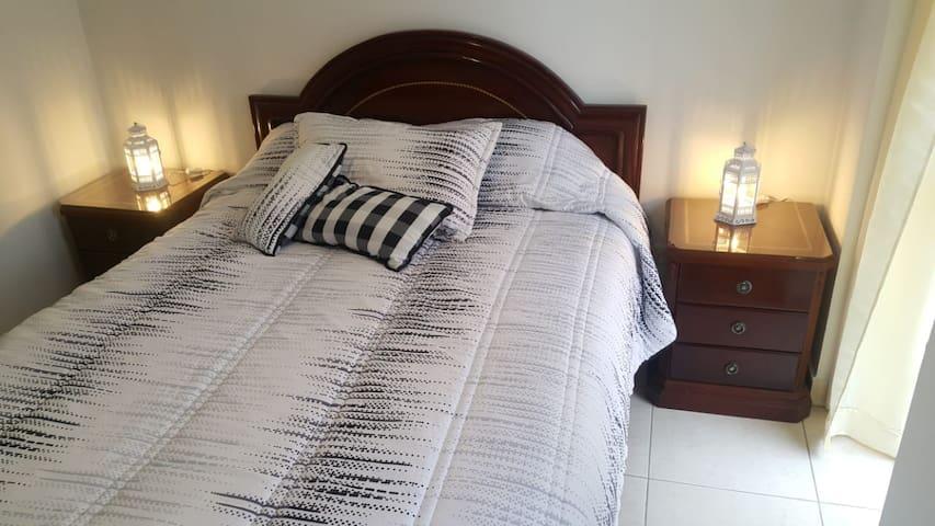 Cómodo y tranquilo apartaestudio