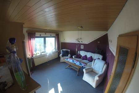 3 Zimmer Wohnung am Meschesee - Detmold