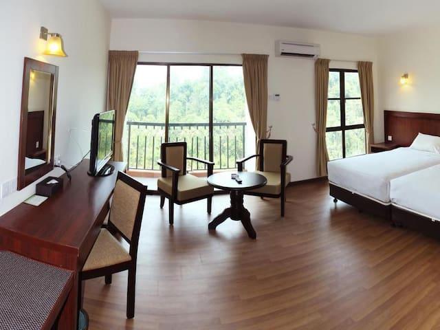 Studio Suite Arabian Bay Bukit Gambang Resort