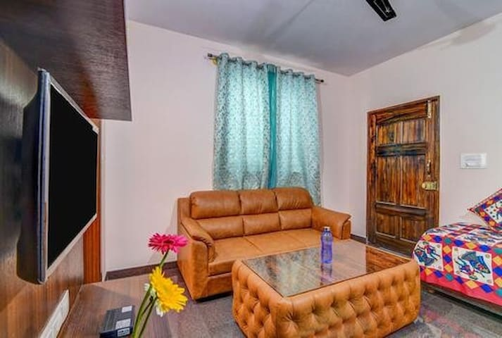 1 BHK entire flat with Kitchen in JP Nagar - 003