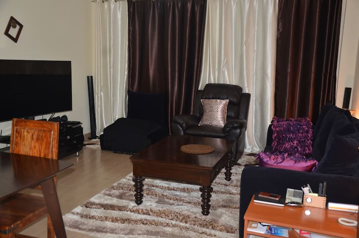 Stylish one bedroomed apartment
