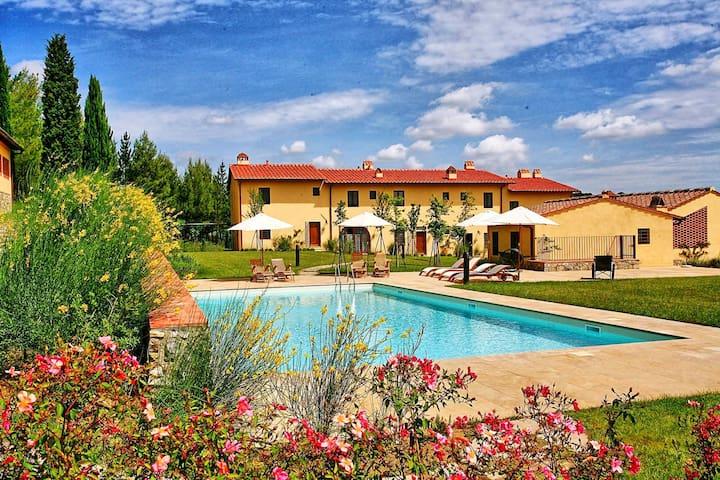 Tizzauli - Carraia - Baccaiano - Apartamento