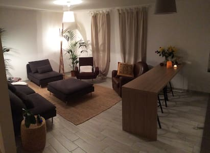 Cosy room in recent flat, 5 mins from Basel - Saint-Louis