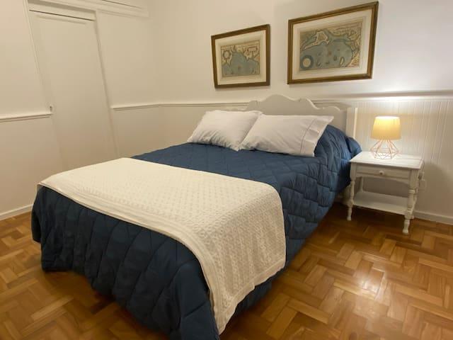 Quarto 2 cama casal