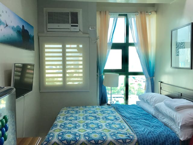 Fullyfurnished studio unit nearGMA7 - Quezon City