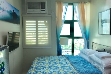 Fullyfurnished studio unit nearGMA7 - Quezon City - Ortak mülk