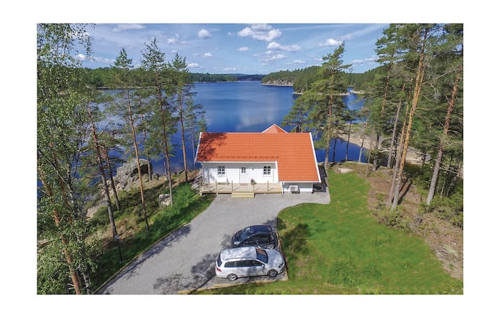Holiday cottage with 3 bedrooms on 80m² in Årjäng