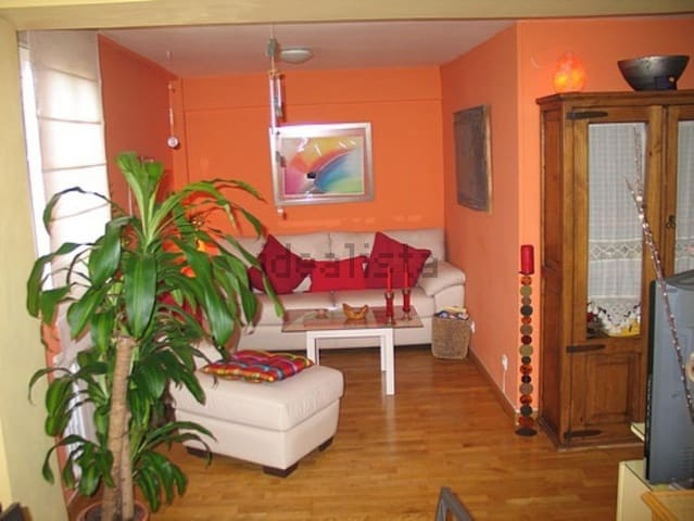 Fantastic 2 floor apartment near tube station - Madrid