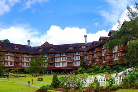 Camp John Hay Manor Room 113 - Baguio - Pousada