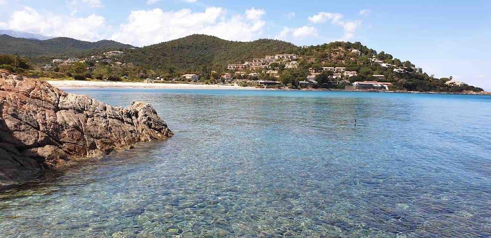 Très beau T3 vue mer totalement rénové