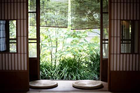 鎌倉の古民家1棟貸切 庭付き海近 【Gotoトラベル対象】