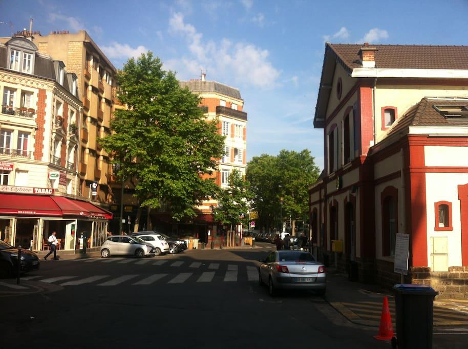 Le quartier