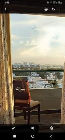 1 Room in 3BHK with all the modern amenities