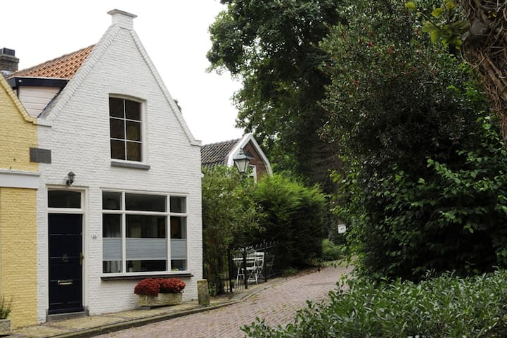 Beautiful Historic House in the Center of Alkmaar