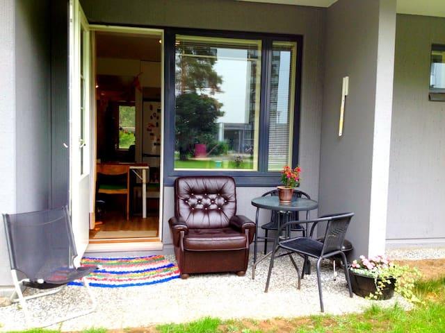 Frankie & Miguel's Good-vibe flat - Jyväskylä - Wohnung