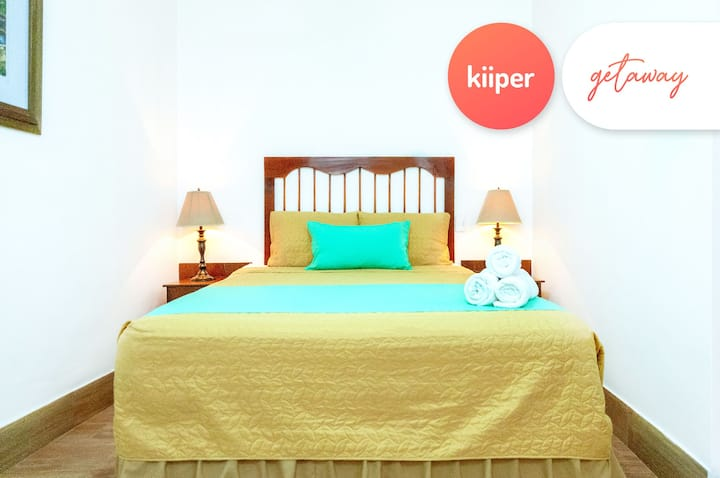 kiiper | Efficiency Apartment in Flores | 2 PPL