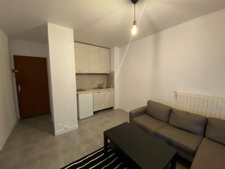Appartement  T 2  avec parking