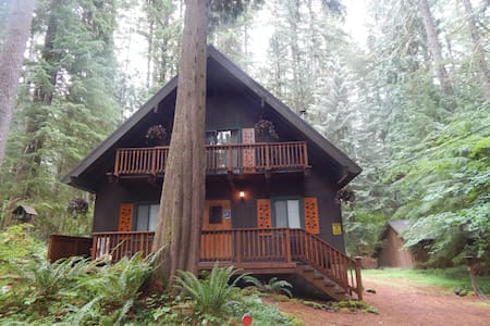 Zig Zag Chalet: peaceful, quiet & relaxing