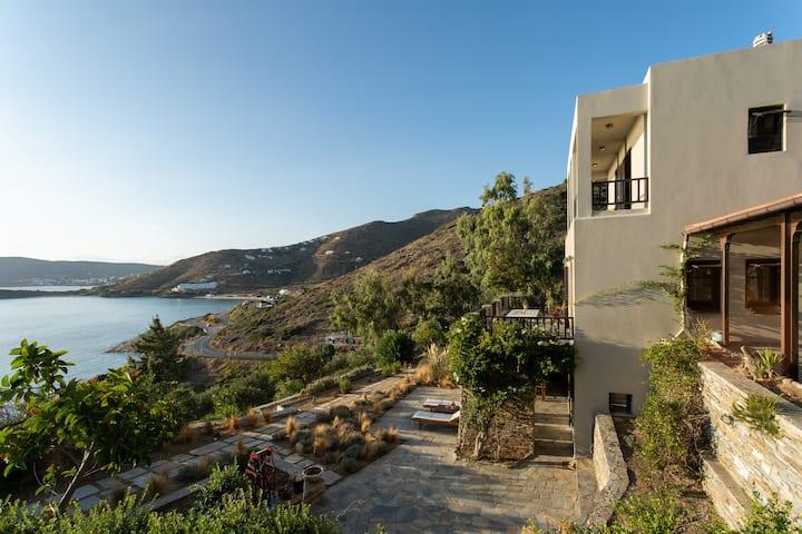 Idyllic villa Seaview Rosemary ⰇKypriⰇ