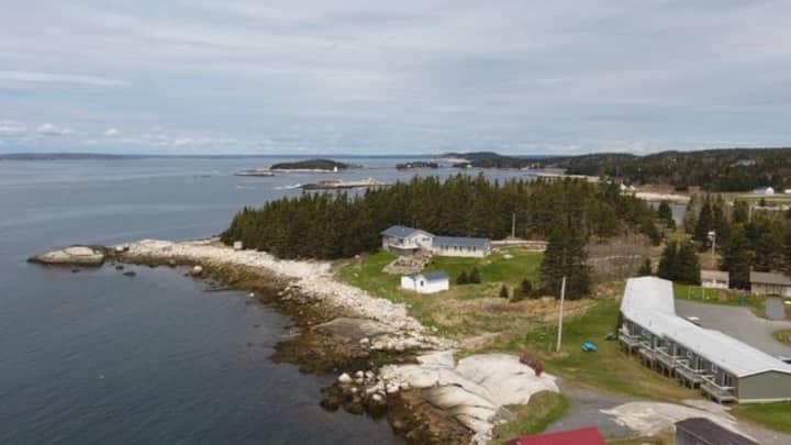 Ocean front get away motel