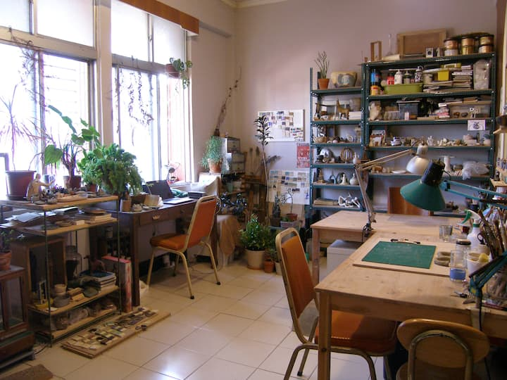 A Ceramicist Studio, 8min to Yingge Station