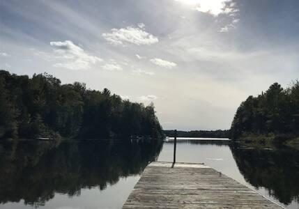 Chalet du Lac Charlebois