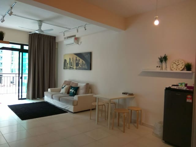 ☆☆1-5 pax Cosy/LovelyHome☆☆ - Skudai - Appartement