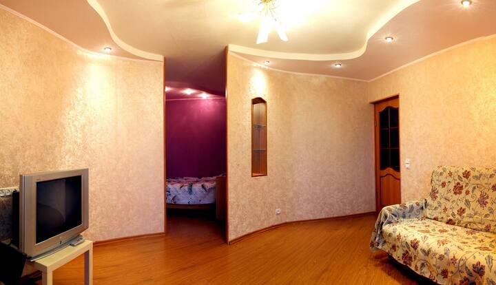 Уютная квартира в центре Тихвина