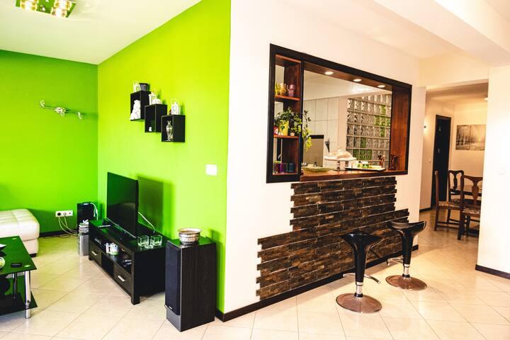 Criola Maison, Appartamento con vista