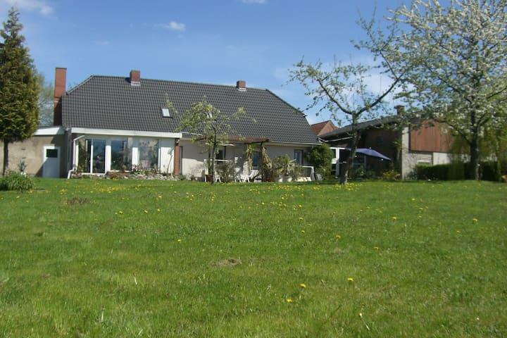 Modern Holiday Home in Boitin Germany near Lake