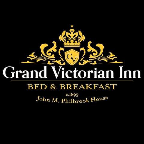 Room 1 - Grand Victorian Inn
