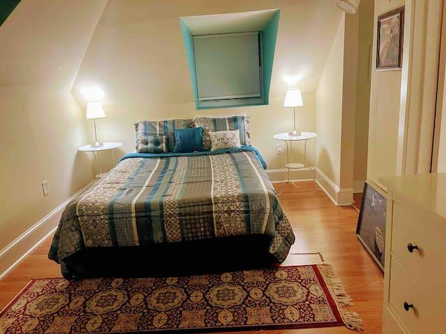 2nd flr Bedroom #4 with en suite bathroom (#2)