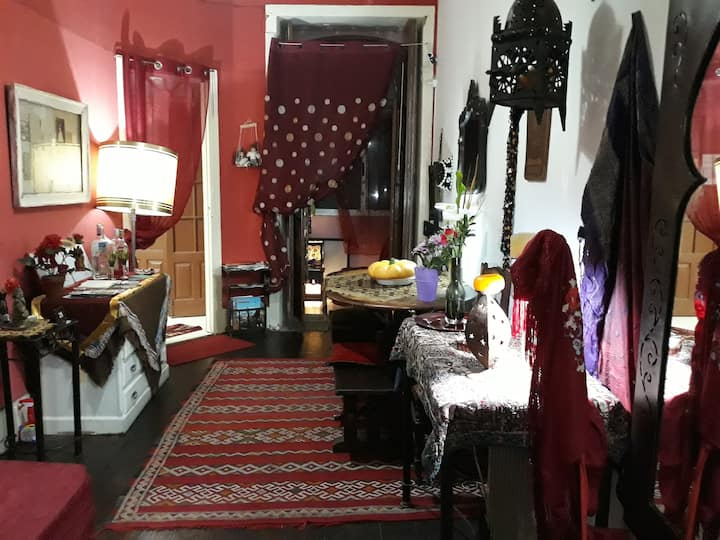 Room centro Almada