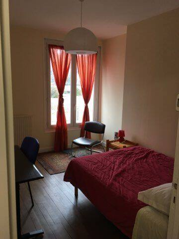 Chambre dans appartement centre ville