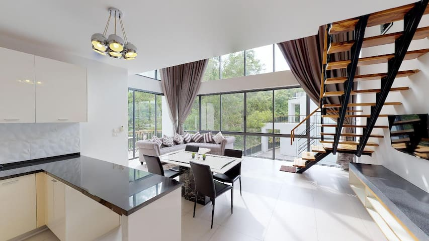 2 Bedroom Apartment Kamala Beach Iconpark A43