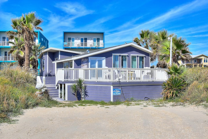 Cactus Flower: ON THE BEACH, UNOBSTRUCTED VIEWS OF OCEAN, Pets