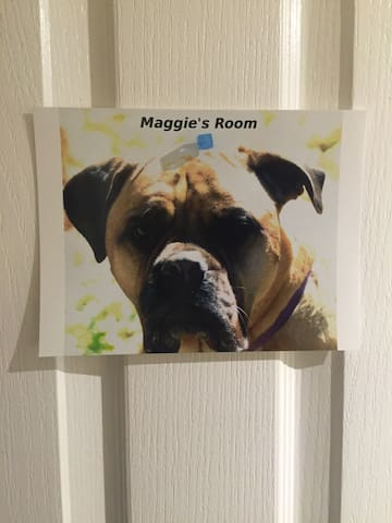 Maggies Room - Cheery and friendly
