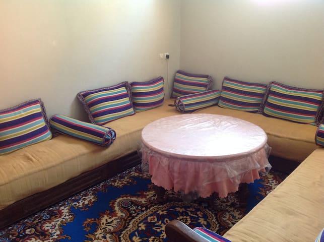 chambre a Marrakech pas cher - Sidi Moussa - Ev