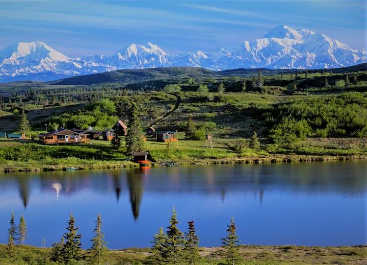 Caribou Lodge Alaska - Cabin 1